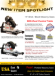Pricing on New Masonry Saws with Dust Collection.