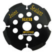 Sealant Slicer Blade - joint sealant cutout.