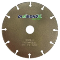 Metal Cutting Diamond Blade.
