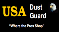 "USA Dust Guard - ""Where the Pros shop"""