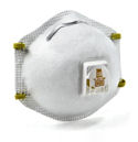 3M N95 Particulate Respirator w/ Exhalation Valve