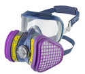 GVS Integra Respirator for Chemical, Particulate & Eye Protection