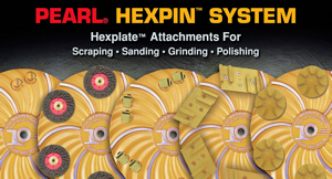 Multi-Application Hex Pin System