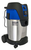 Nilfisk Aero 31 Self-Cleaning, 8 Gallon Dust Extractor.