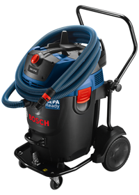 Bosch 300 CFM Self-Cleaning, 17.0 Gallon Dust Extractor.