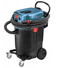 Bosch 150 CFM Self-Cleaning, 14.0 Gallon Dust Extractor.