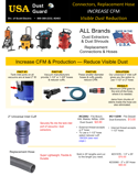 Replacement Hoses & Cuffs - pdf Download Price List