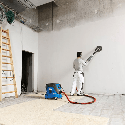 Nilfisk Dust Extractor - For dustless drywall sanding.