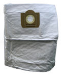 Universal Silica Dust Filter Bag - Fits most vacuums.