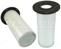 HEPA Cartridge Filter, fits Avenger B & C-Series, Ermator S-Series Dust Extractors